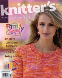 Knitters Magazine - Summer 2013
