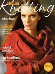 Designer Knitting №9 2009