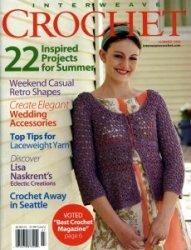 Interweave Crochet - Summer 2009