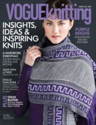 Vogue Knitting - Early Fall 2016