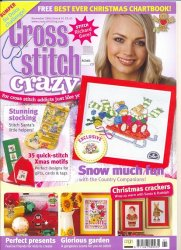 Cross Stitch Crazy №91, 2006
