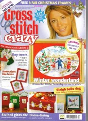 Cross Stitch Crazy №93, 2006