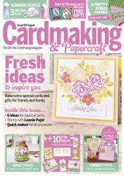 Cardmaking & Papercraft № 159 August 2016