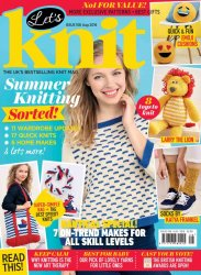 Let's Knit №108 August 2016