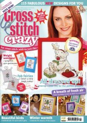 Cross Stitch Crazy №94, 2007