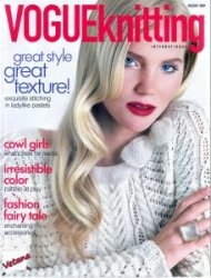 Vogue Knitting - Holiday 2009