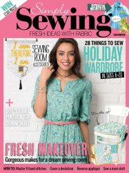 Simply Sewing - Issue 19 2016