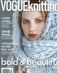 Vogue Knitting - Winter 2009