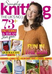 Simply Knitting №149 2016