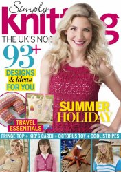 Simply Knitting №148 August 2016