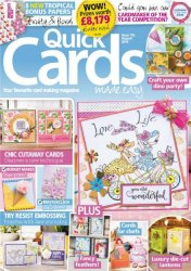 Quick Cards Made Easy № 155 August 2016