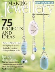Making Jewellery - August 2016