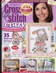 Cross Stitch Crazy №100, 2007