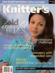 Knitter's Magazine №47 1997 SUMMER