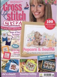 Cross Stitch Crazy №101 2007