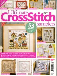 Ultimate Cross Stitch Samplers  Vol.1 2013
