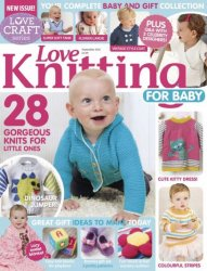 Love Knitting for Baby - September 2016