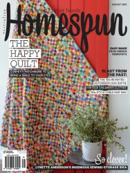 Australian Homespun №159, 2016