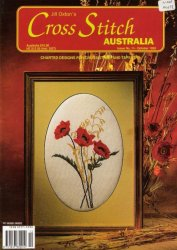 Jill Oxton`s Cross Stitch Australia №11, 1993