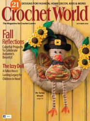 Crochet World - October 2016