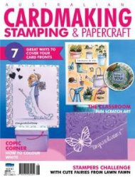 Cardmaking and Papercraft Vol23 №1 2016