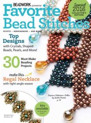 Favorite Bead Stitches - 2016