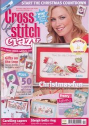 Cross Stitch Crazy №104, 2007