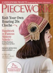 PieceWork Vol.XXIV №5, 2016