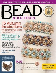 Bead & Button №135 - October 2016