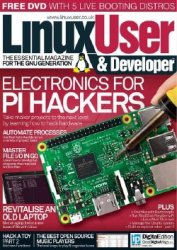 Linux User & Developer №169, 2016