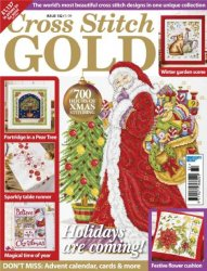 Cross Stitch Gold № 132 2016