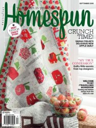 Australian Homespun, September 2016