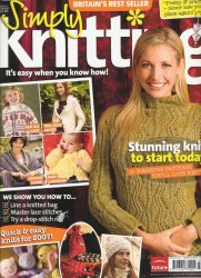 Simply Knitting №24 2007