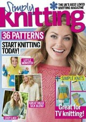 Simply Knitting №151 2016