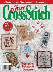 Just Cross Stitch Vol.30 №4 2012