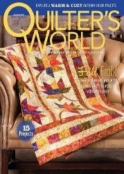 Quilter's World №3 2016