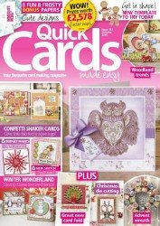 Quick Cards Made Easy №157 2016