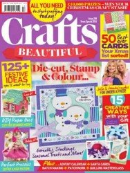 Crafts Beautiful №298 - Xmas Spec 2016