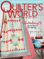 Quilter's World Vol.38 №4 2016