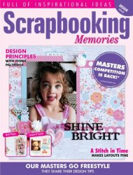 Scrapbooking Memories  Vol.19 №5 2016