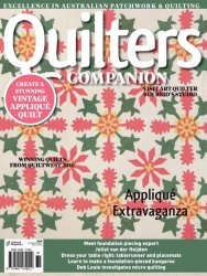 Quilters Companion, №81 September-October 2016
