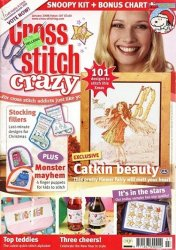 Cross Stitch Crazy №107, 2008