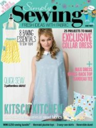 Simply Sewing №20 2016