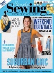 Simply Sewing №21 2016