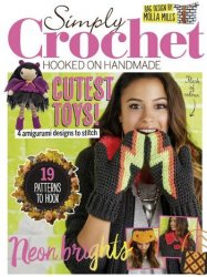 Simply Crochet - Issue 49 2016