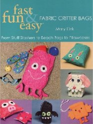 M.Link - Fast, Fun & Easy Fabric Critter Bags