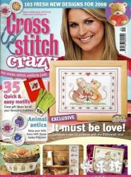 Cross Stitch Crazy �109 2008