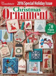 Just Cross Stitch Vol.34 N�6 2016