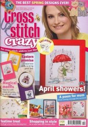 Cross Stitch Crazy №110 2008