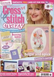 Cross Stitch Crazy №111 2008